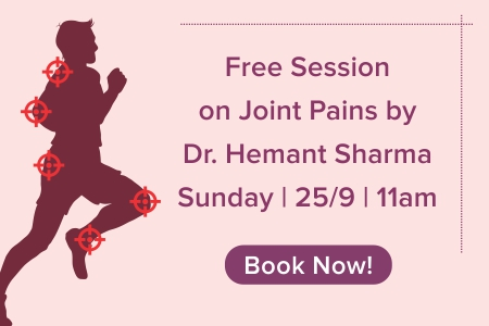 Free Joint Pain Session