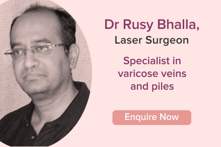 Laser Surgery for Piles & Varicose Veins
