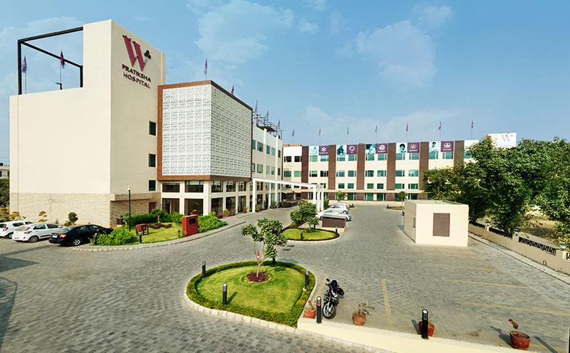 W Pratiksha Hospital - Best Hospital in Gurgaon