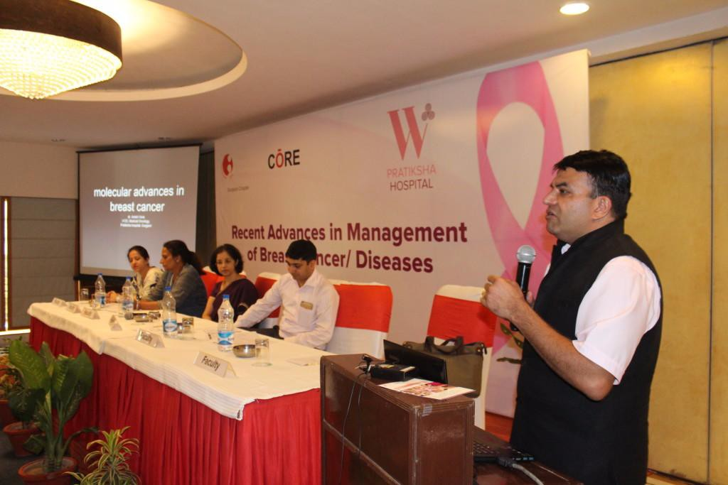 CME On Recent Advances In Management Of Breast Cancer/ Diseases